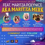 #TheCastPodcast Ep. #19 feat.                          Maritza Merk @Maritza_Merk:               Sister Soul-jah *New Ep. Alert*